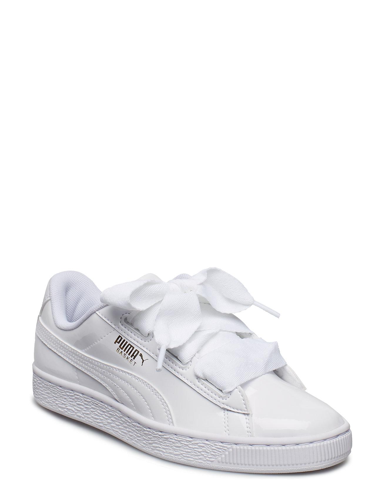 best sneakers b7f07 2d1e6 Basket Heart Patent Jr