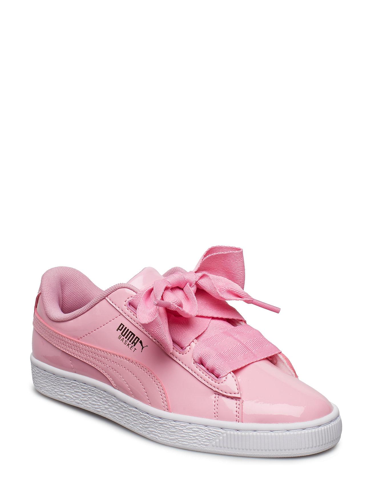 best sneakers 12a7b 46370 Basket Heart Patent Jr