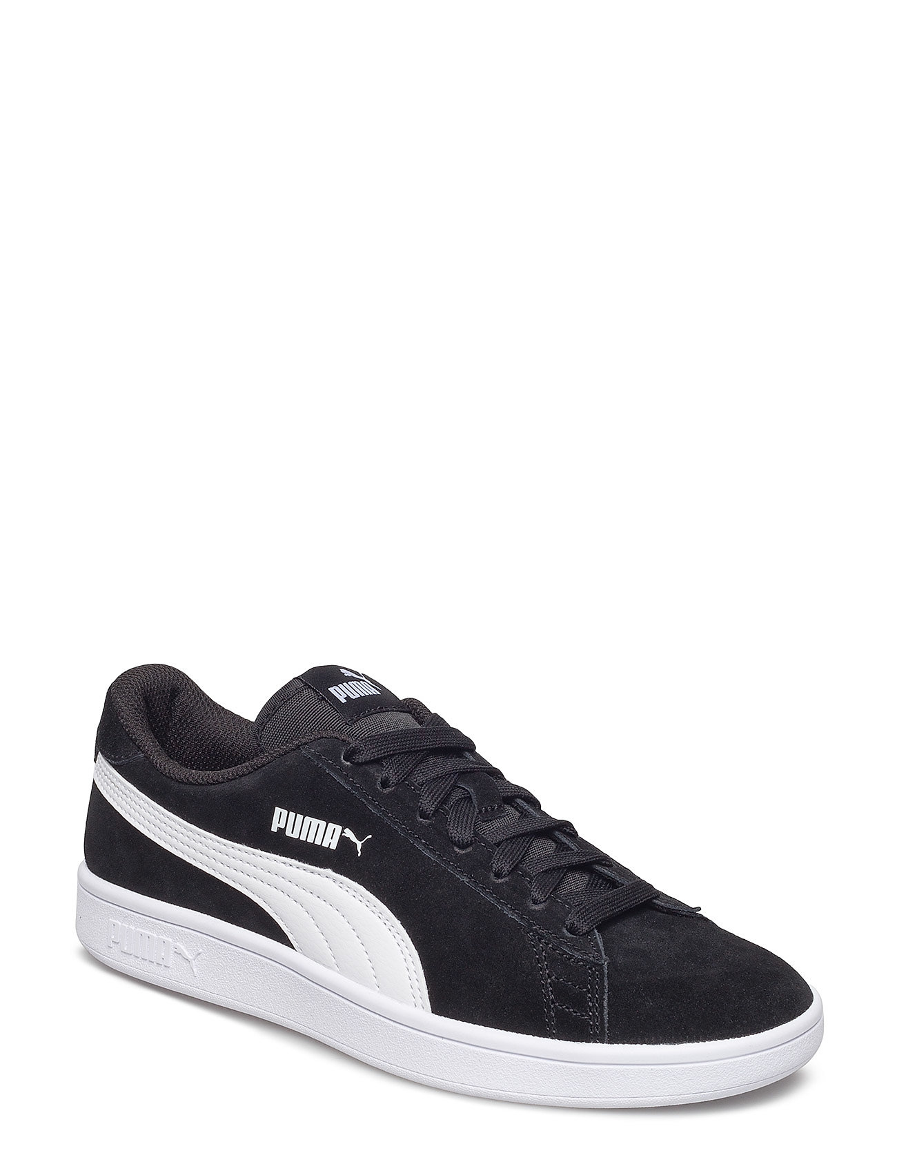 PUMA Puma Smash v2 SD Jr - PUMA BLACK-PUMA WHITE