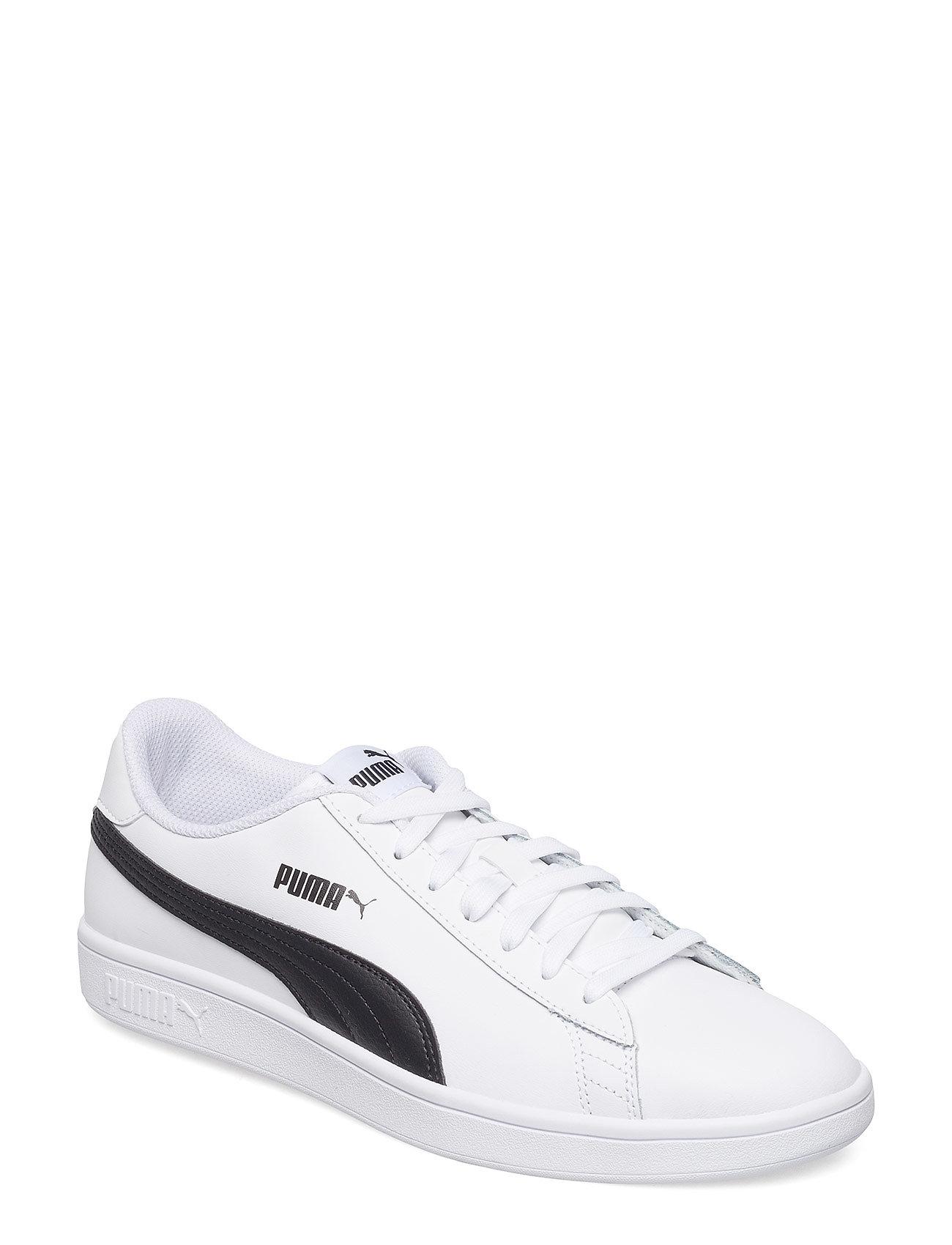 841f7b466932 Puma Smash V2 L sneakers fra PUMA til herre i PUMA WHITE-PUMA WHITE ...