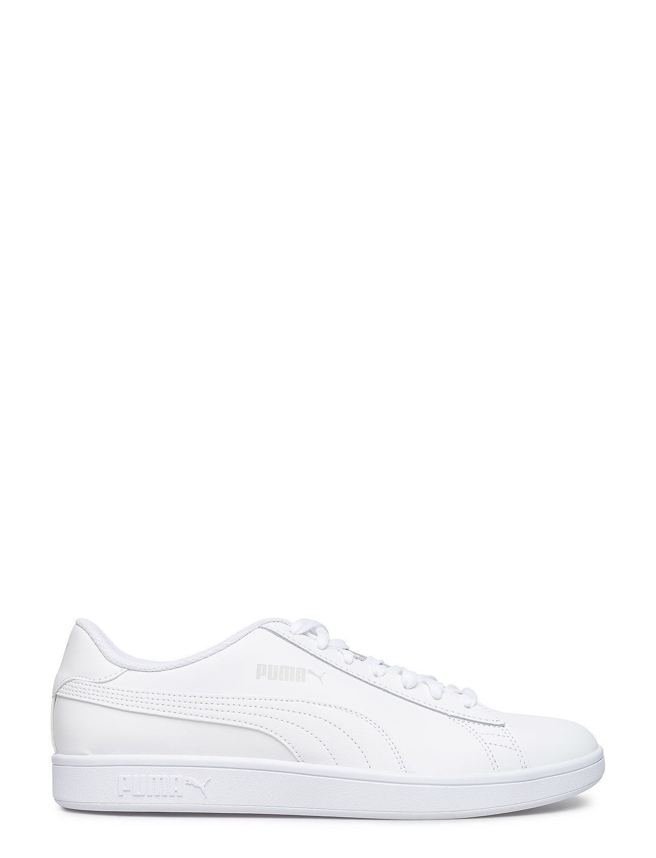 Puma Smash V2 L Low top Sneakers Hvid PUMA