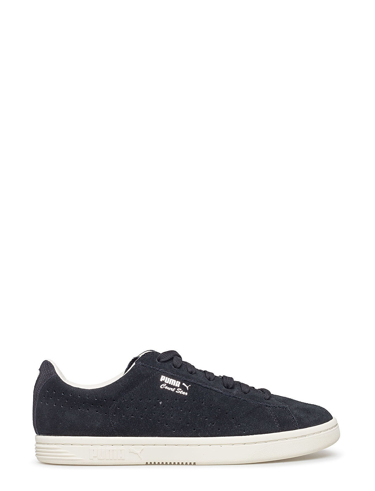 Court Star Suede Interest Shoes Sport Shoes Sort PUMA