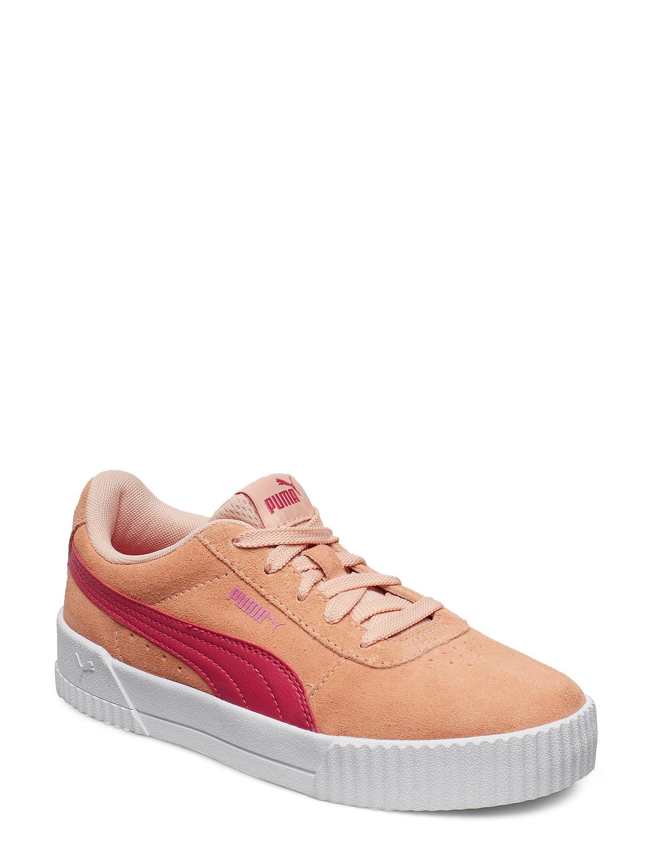 Carina Ps Sneakers Sko Orange PUMA