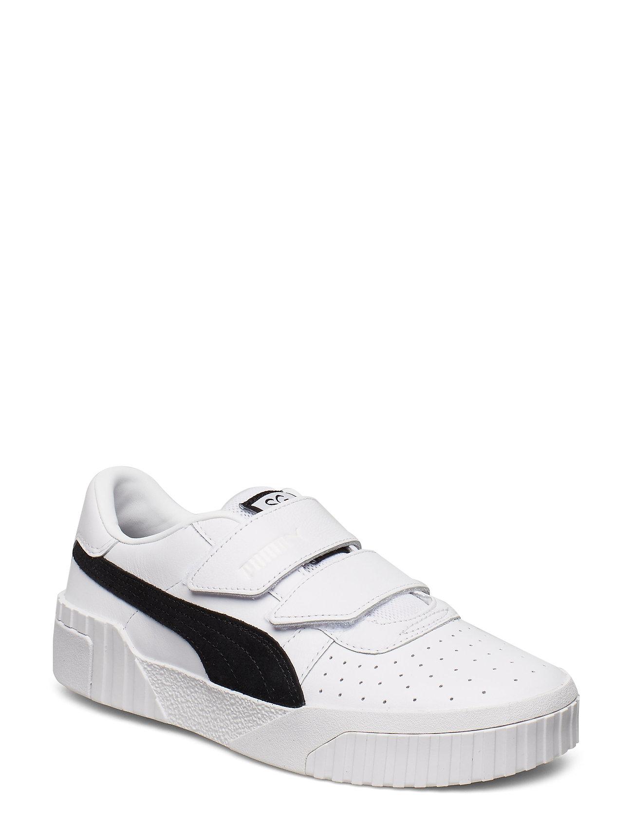 Cali Velcro B&W X Sg Low top Sneakers Hvid PUMA