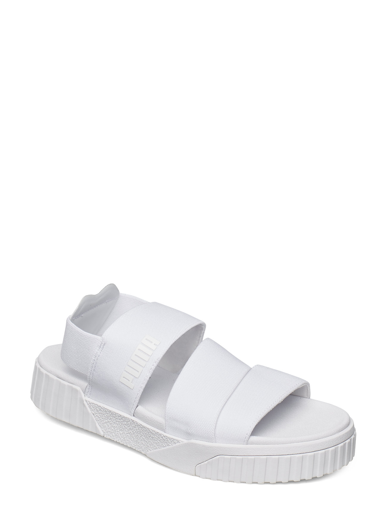 PUMA Cali Sandal X Sg (Puma White), (37