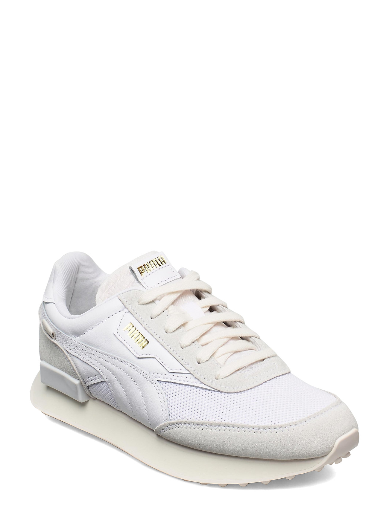 Image of Future Rider Luxe Low-top Sneakers Hvid PUMA (3463419055)