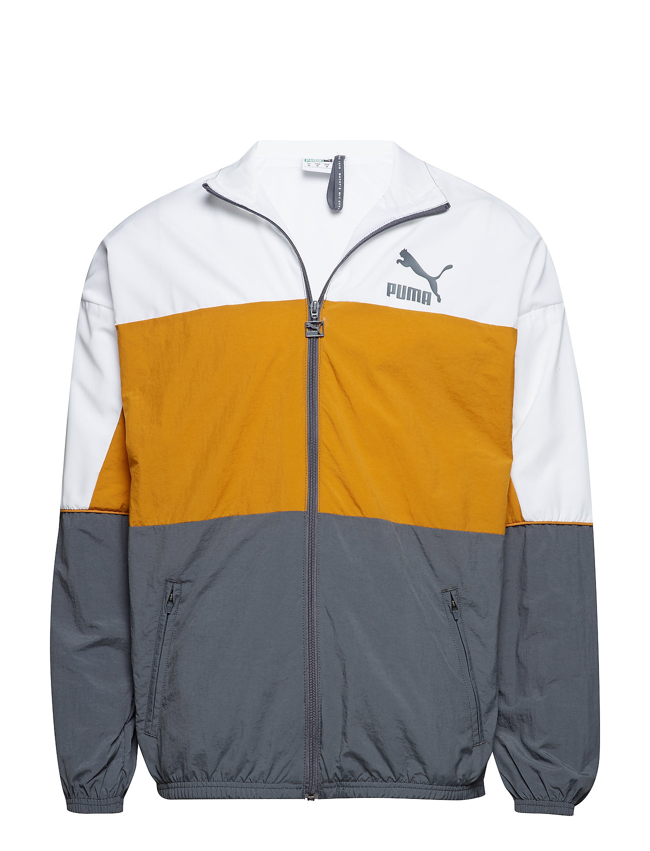 Jackets Track Gate PUMA £40 Woven Iron Jacket Retro 70 4w58q6xn