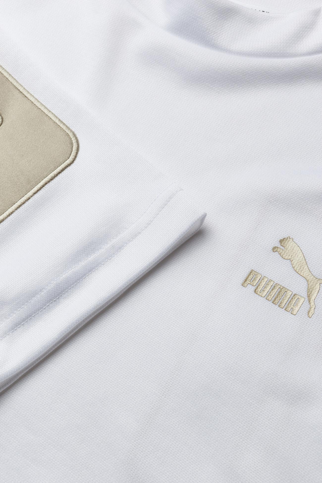 Retro Top (Puma White) (225 kr) - PUMA