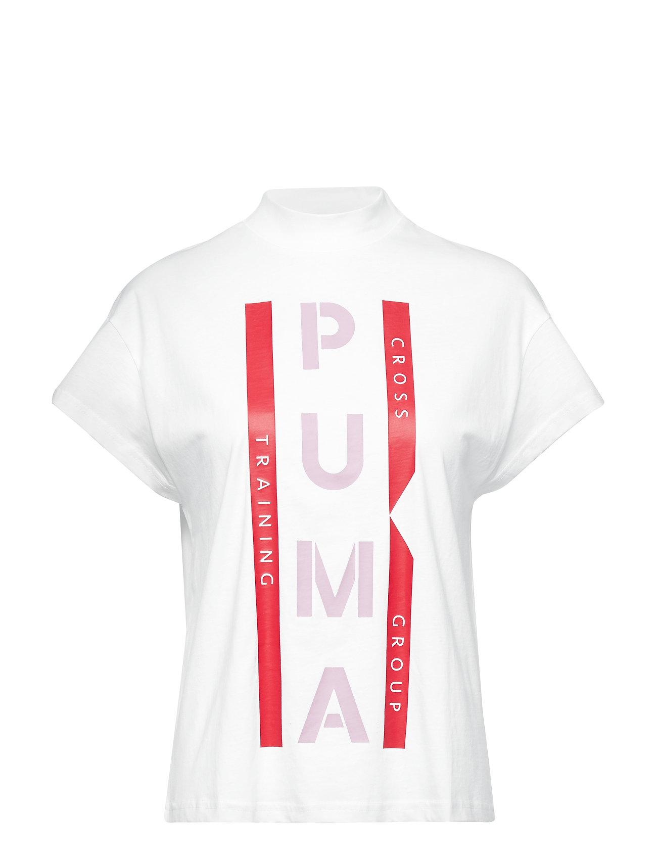 03c60359 Puma Xtg Graphic Tee (Puma White) (17.50 €) - PUMA -   Boozt.com