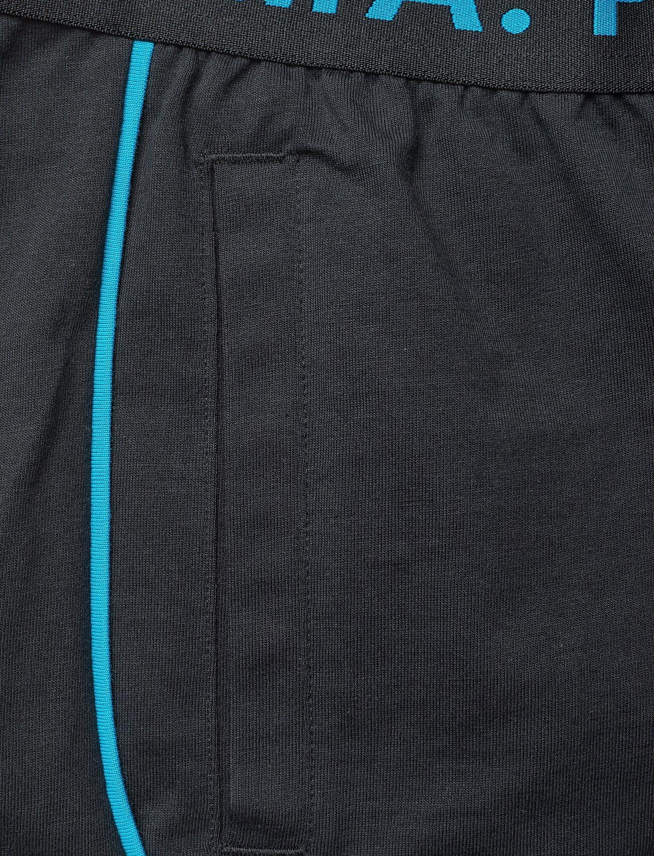 Chase Shorts (Cotton Black-caribbean Sea) (160 kr) - PUMA