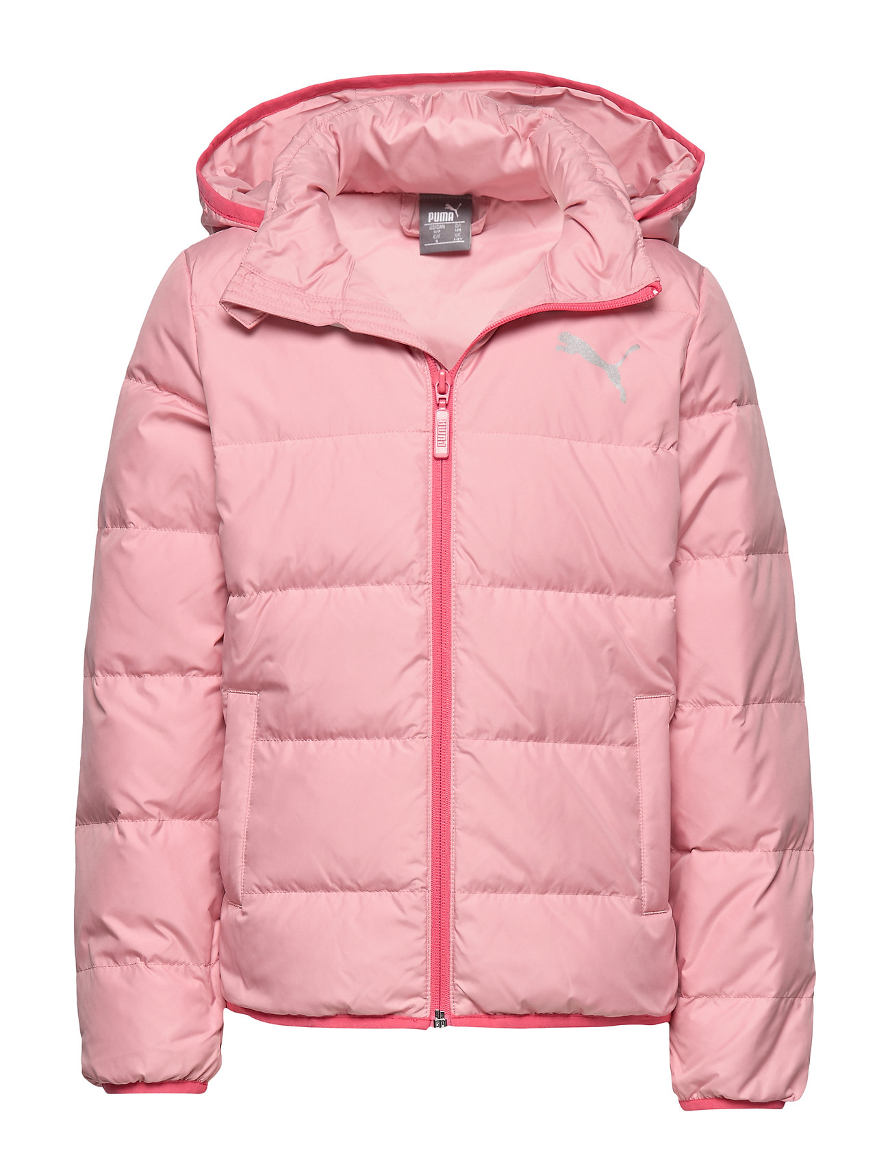 PUMA Light Down Jacket G - BRIDAL ROSE