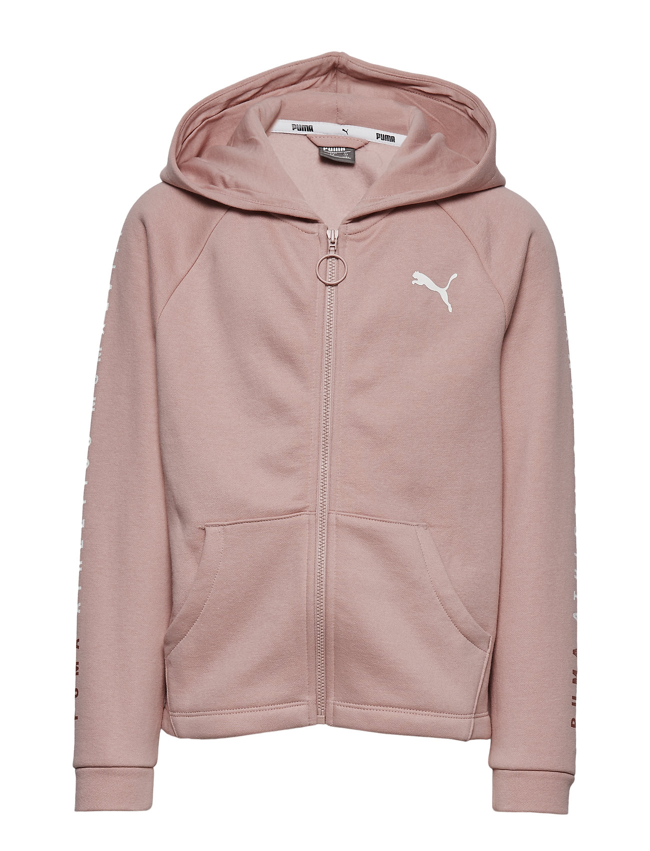 PUMA Alpha Jacket G - BRIDAL ROSE