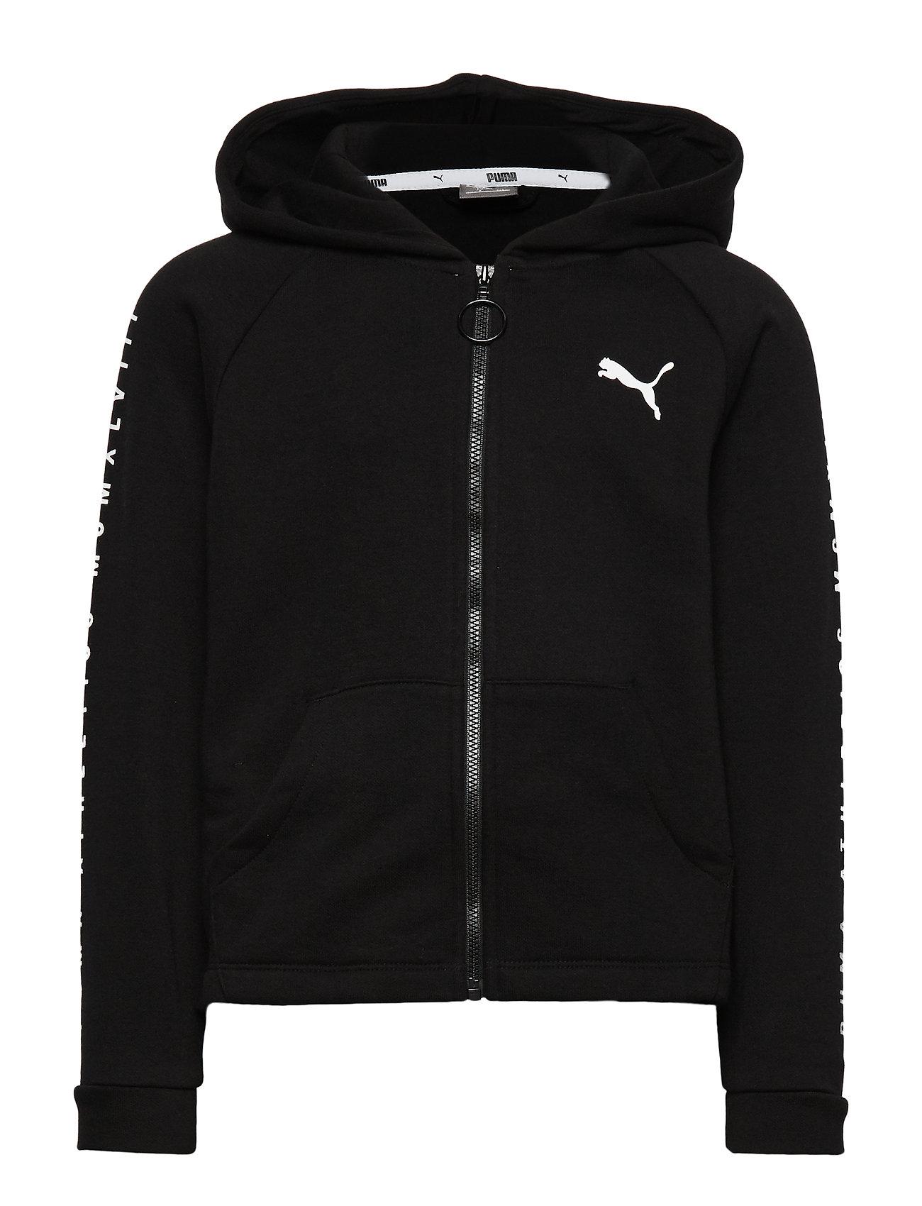 PUMA Alpha Jacket G - PUMA BLACK