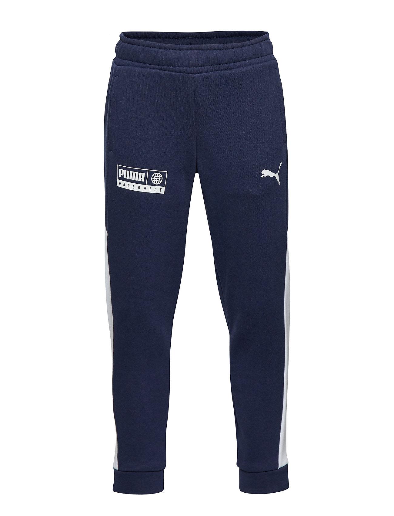 PUMA Alpha Sweat Pants FL B - BRIDAL ROSE