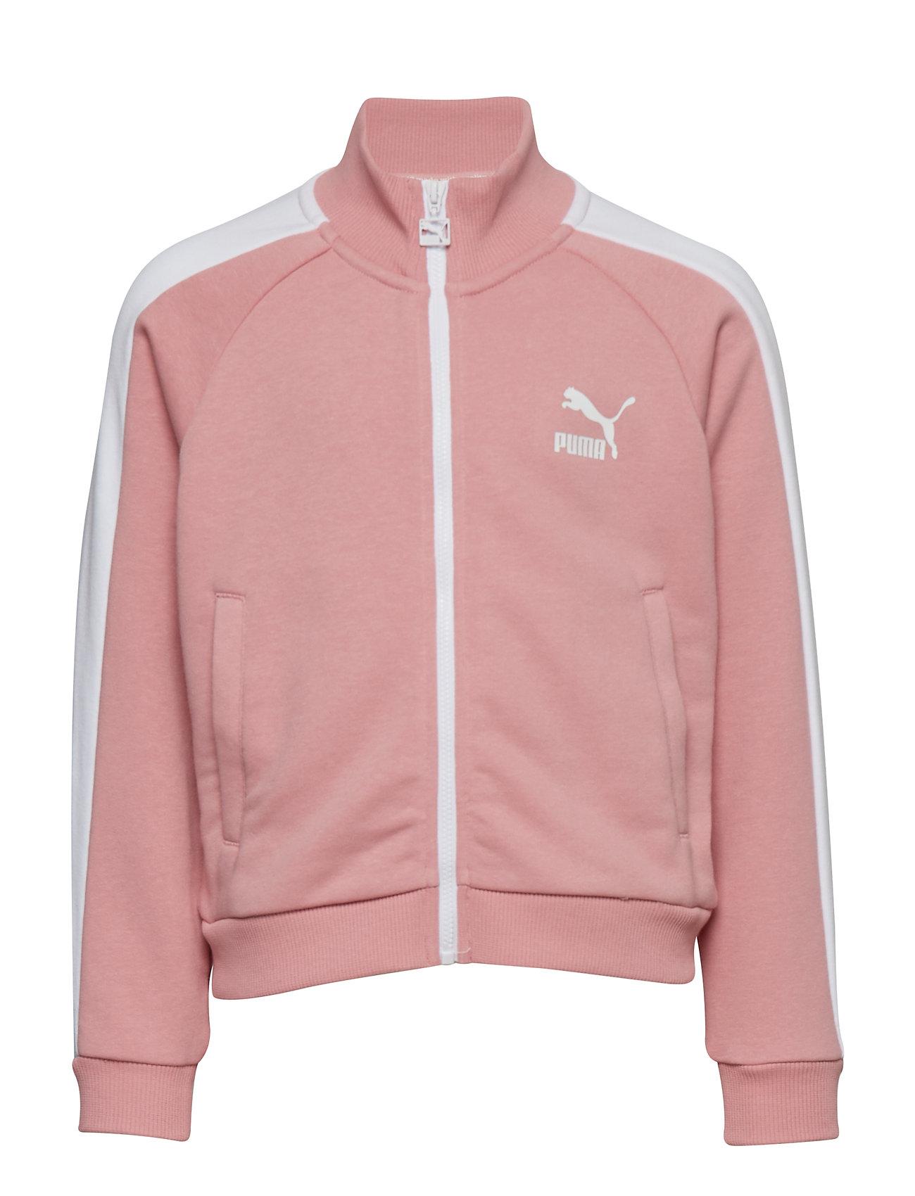 PUMA Classics T7 Jacket  TR G - BRIDAL ROSE
