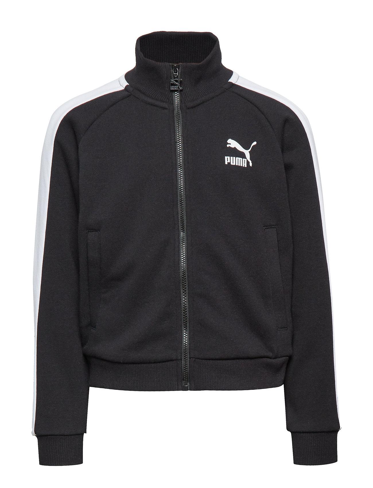 PUMA Classics T7 Jacket  TR G - PUMA BLACK