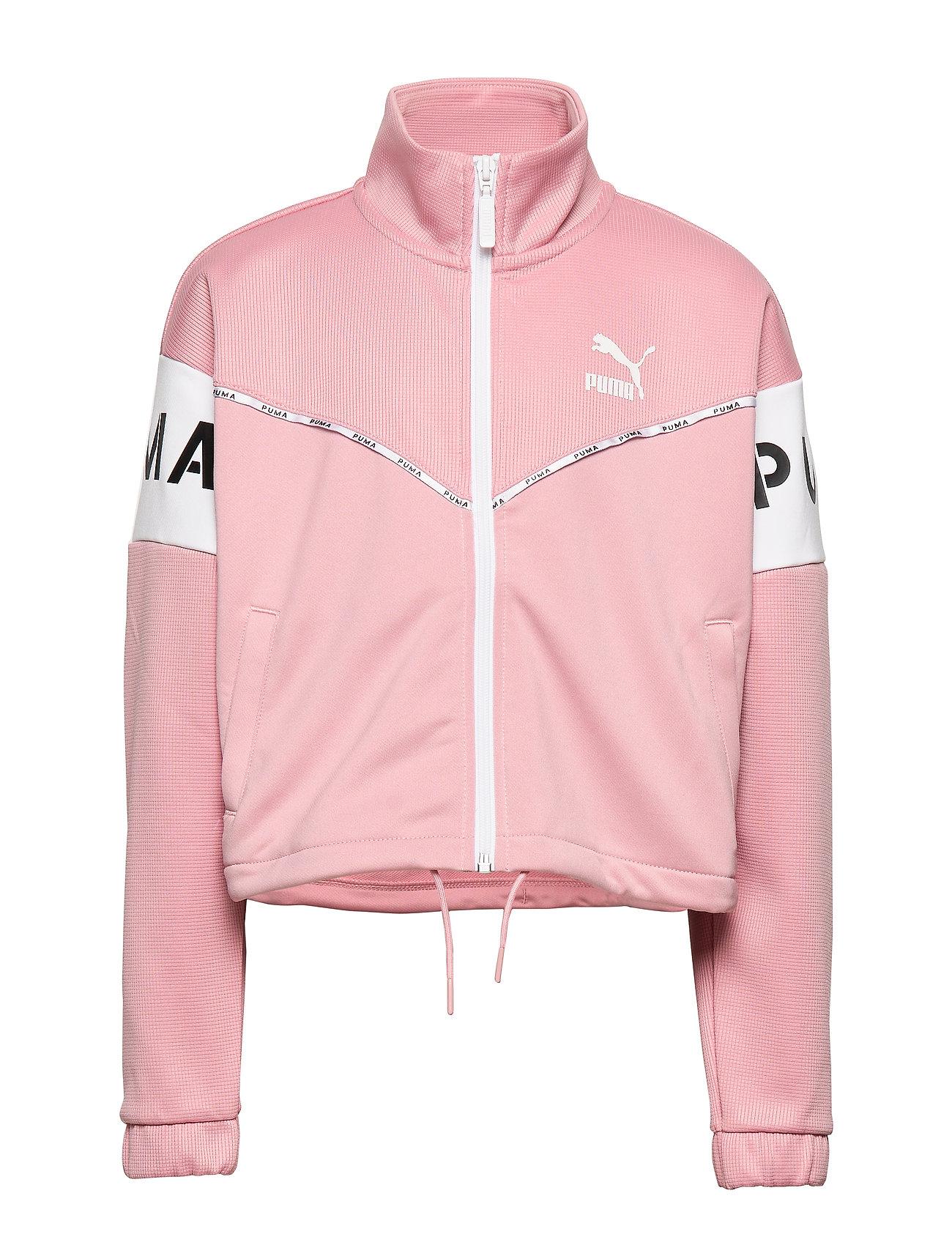 PUMA XTG Track Jacket G - BRIDAL ROSE