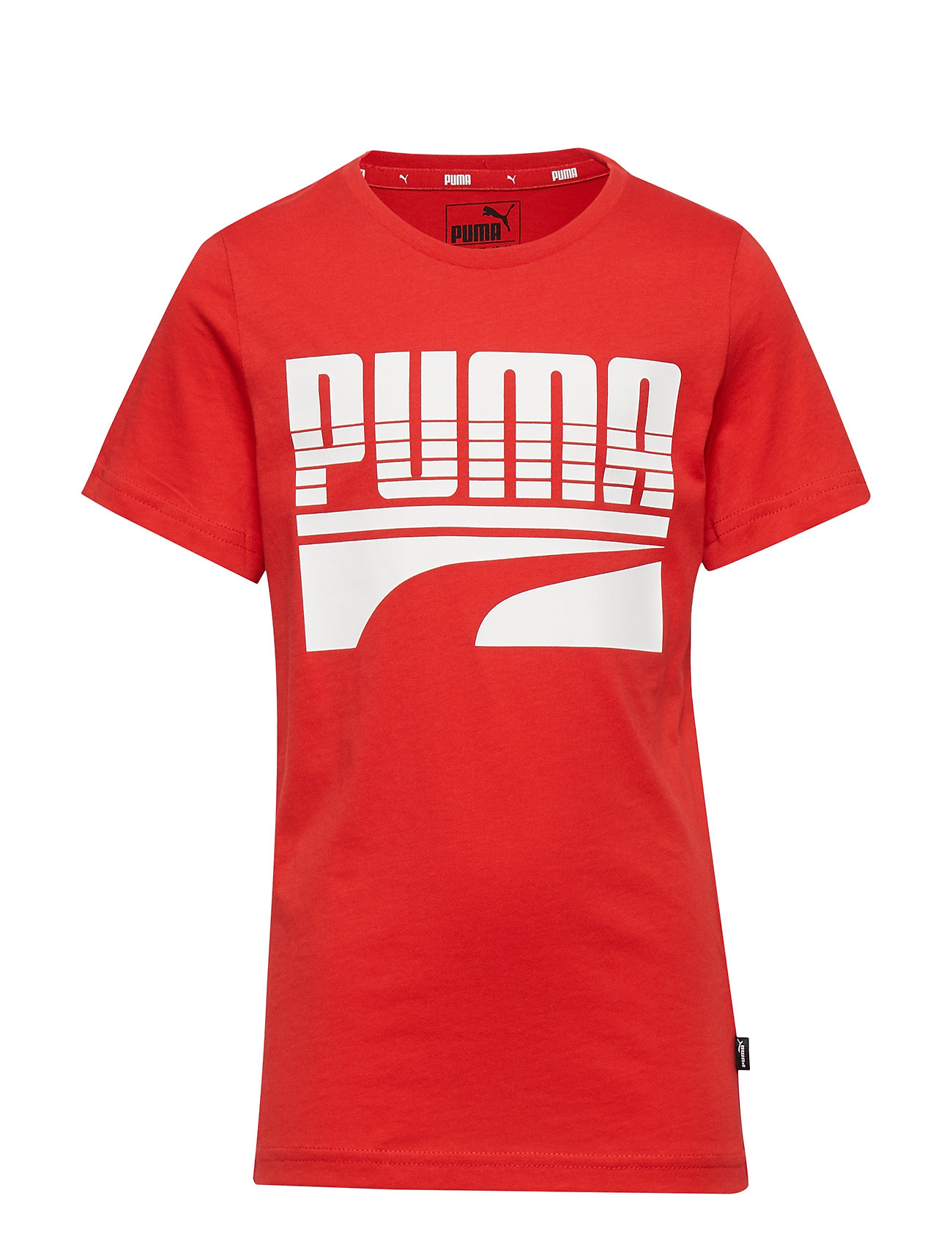 PUMA Rebel Bold Tee B - HIGH RISK RED
