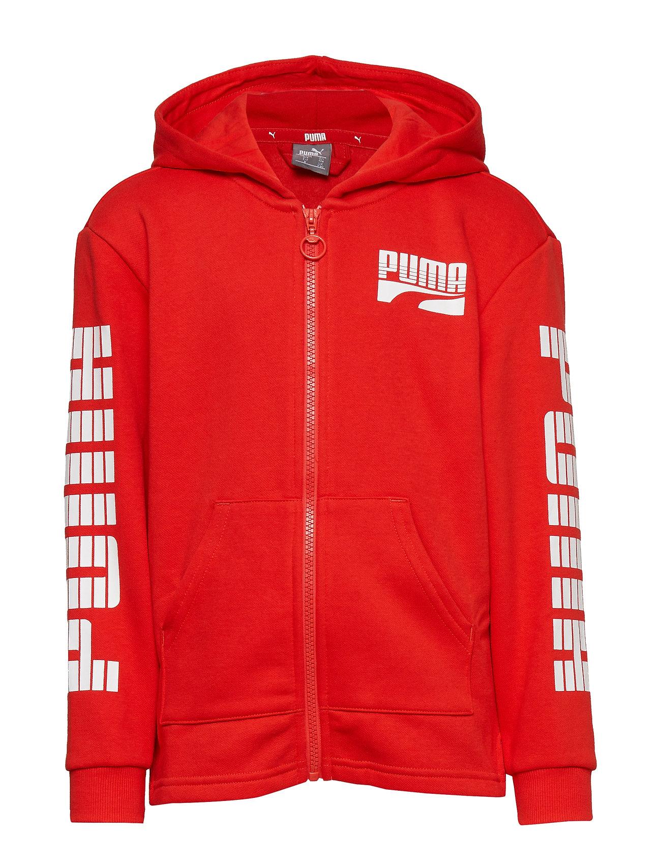 b1f147ed3a Rebel Bold Hooded Jacket FL B