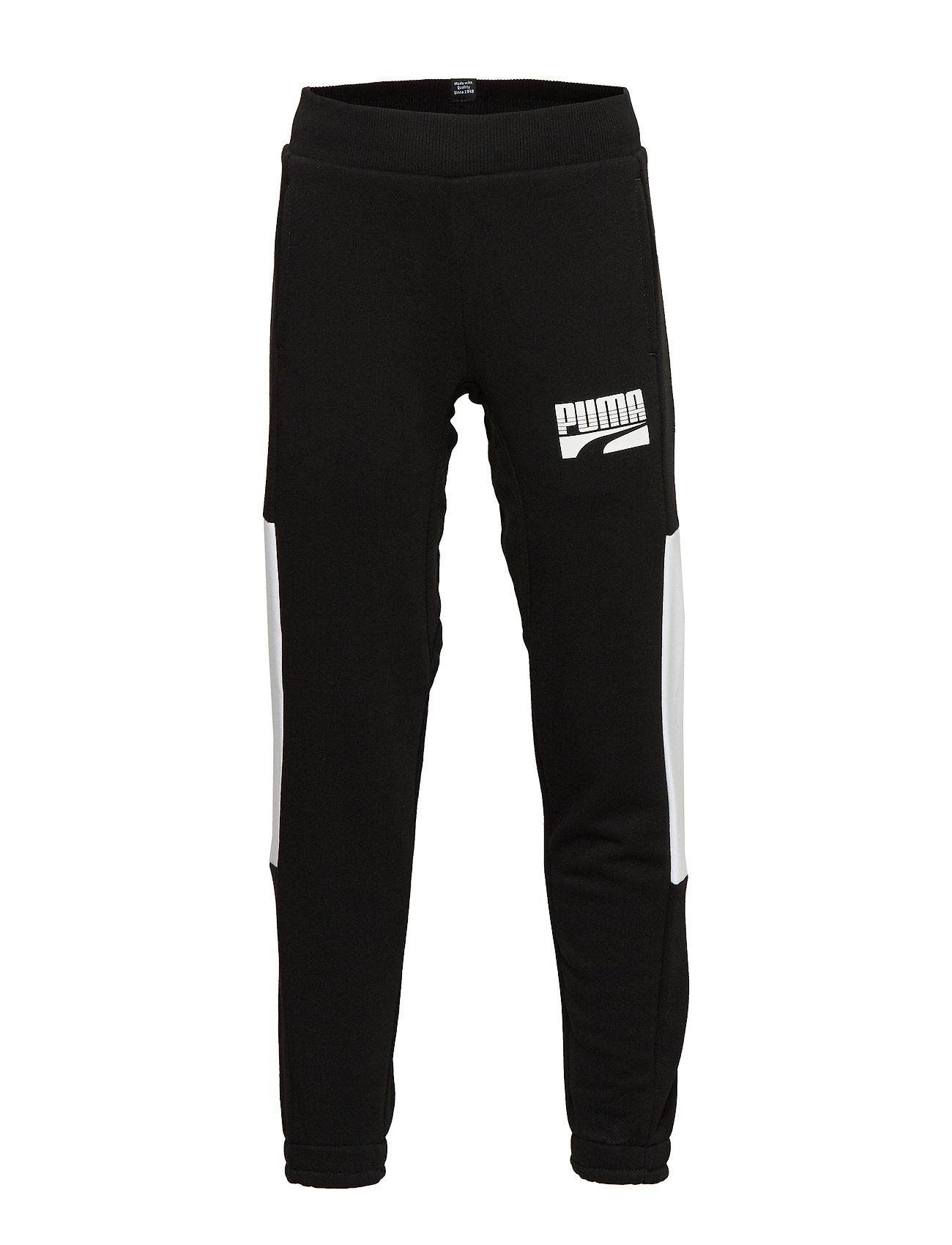 PUMA Rebel Block Sweat Pants TR cl B - PUMA BLACK