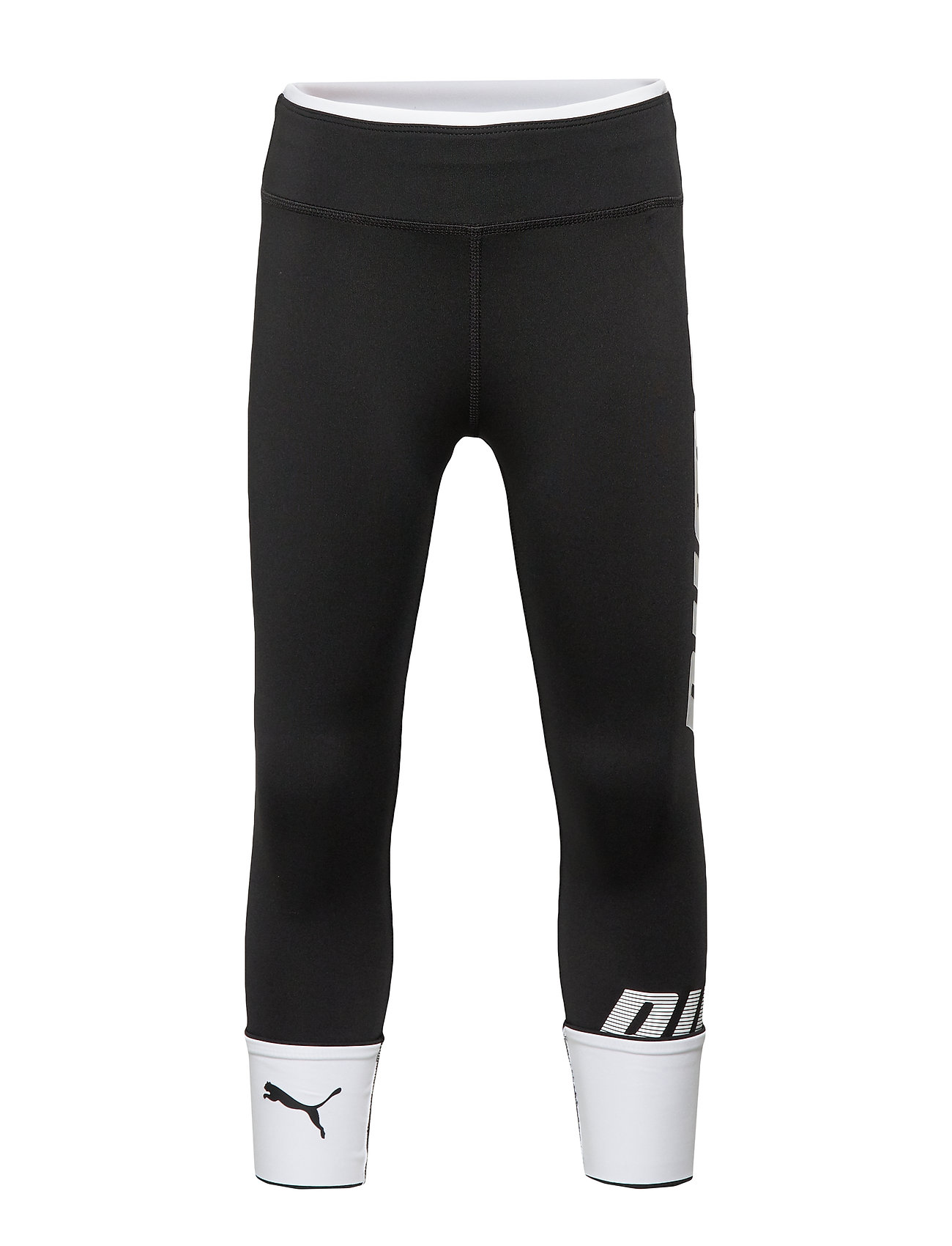 PUMA Modern Sport Leggings G - PUMA BLACK-WHITE