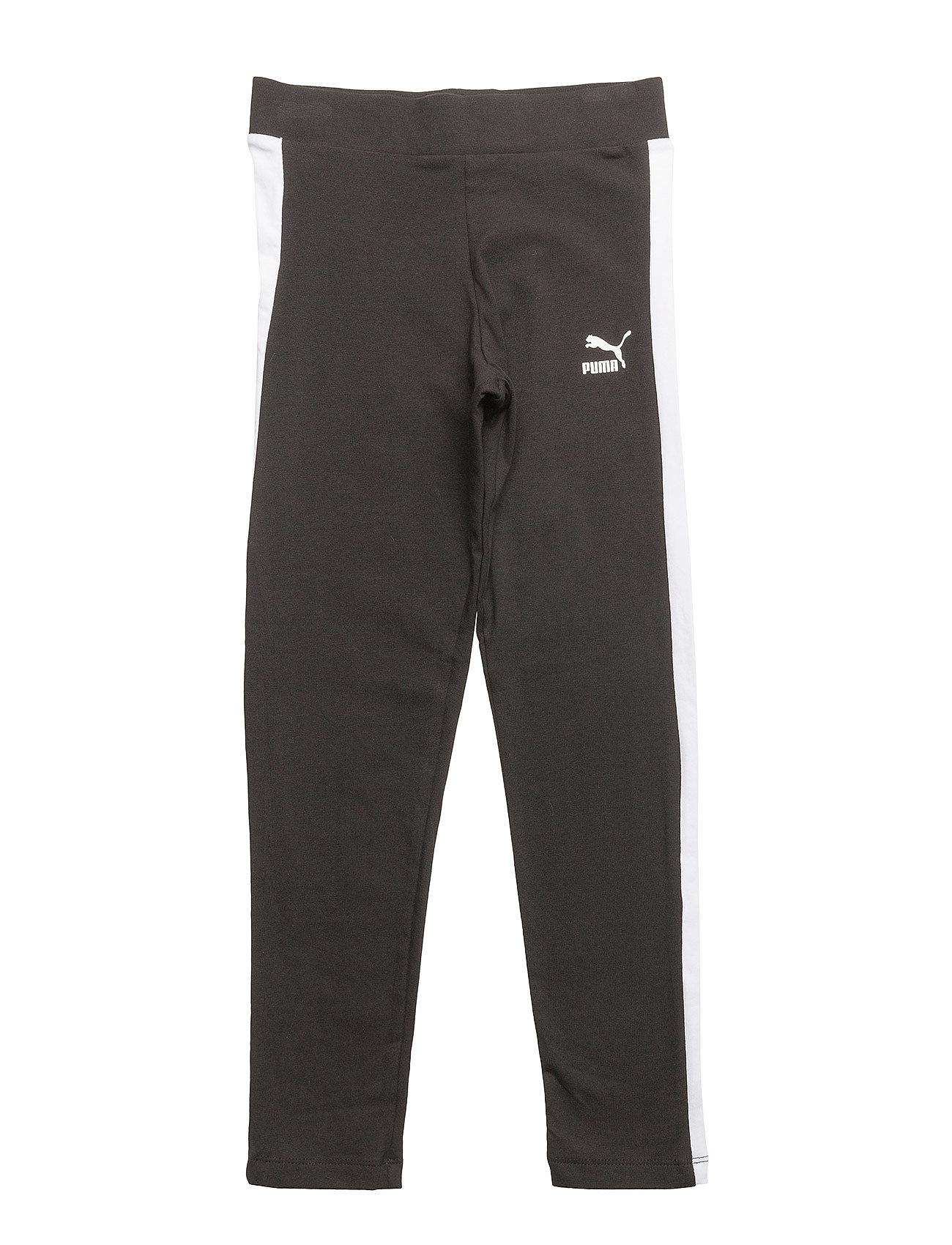 PUMA Classics T7 Leggings - COTTON BLACK