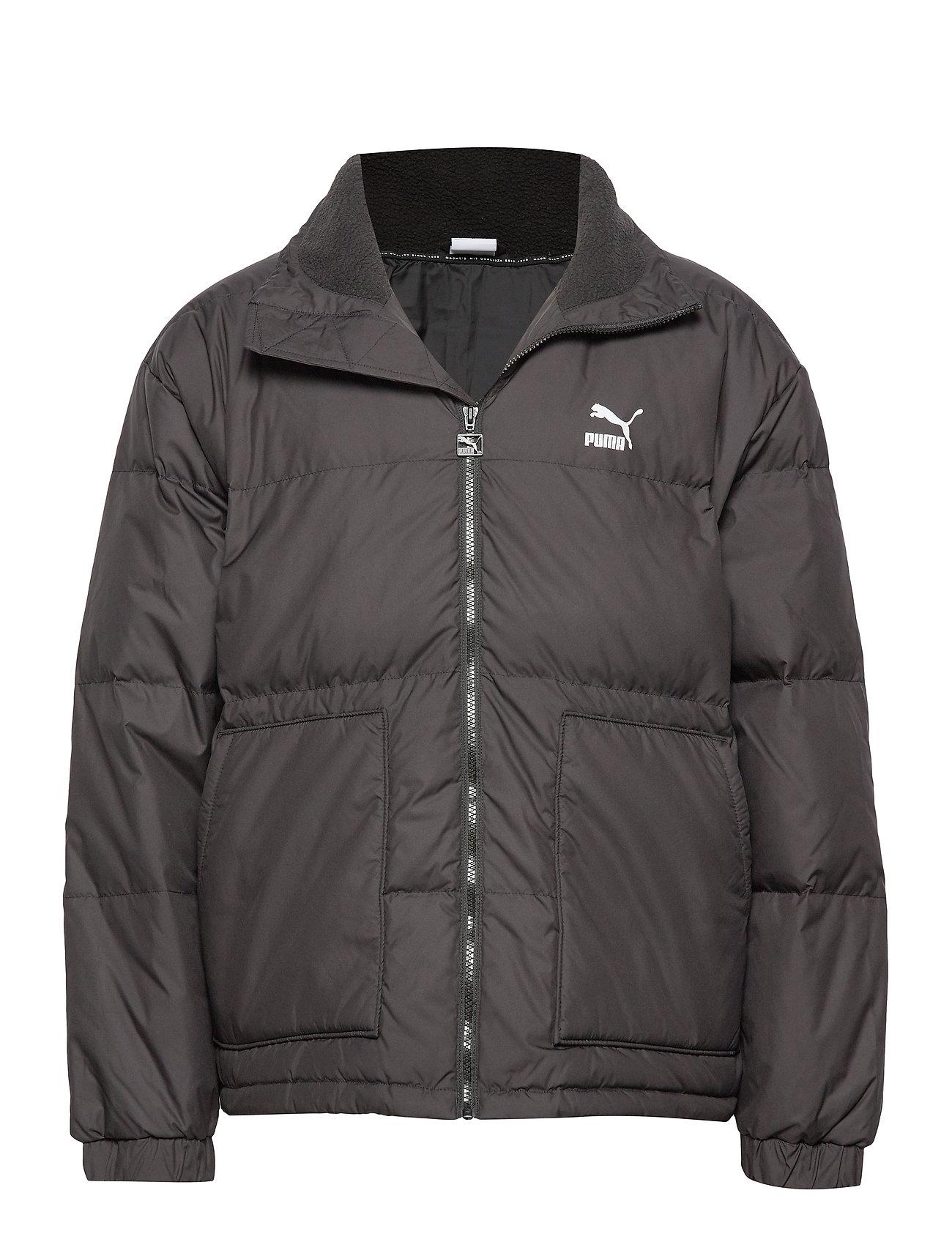 PUMA Classics Down Jacket - PUMA BLACK