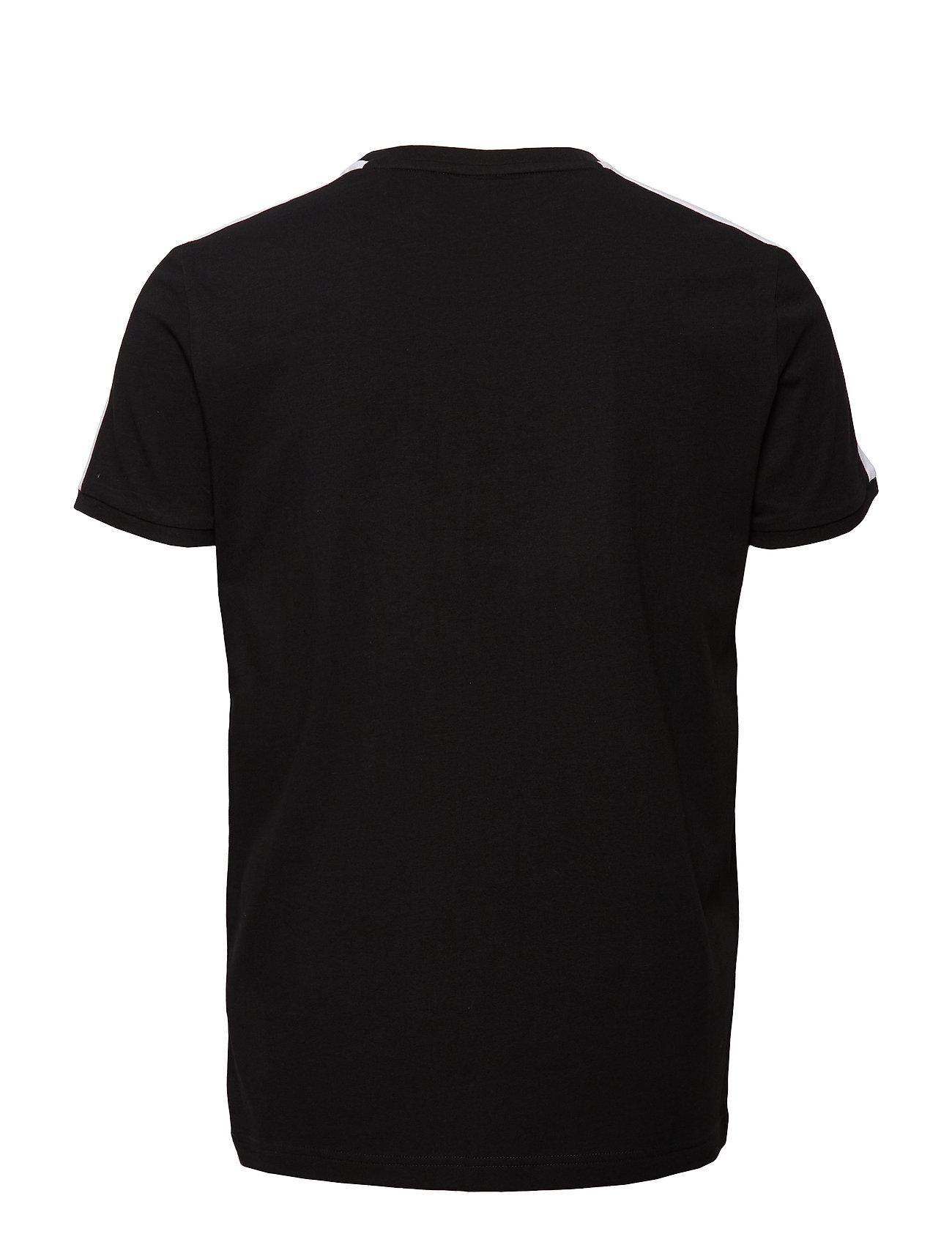 Tee Slim BlackPuma Iconic T7 Fitpuma sortxBQhdC