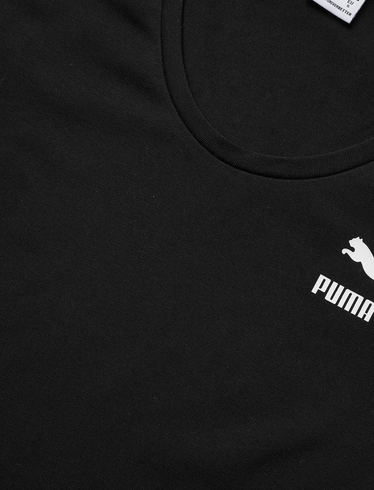 Puma Classics Shortsleeve Dress - Klänningar Black
