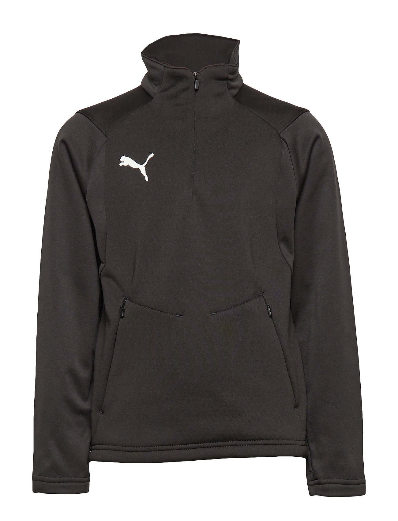 PUMA LIGA Training Fleece Jr - PUMA BLACK-PUMA WHITE