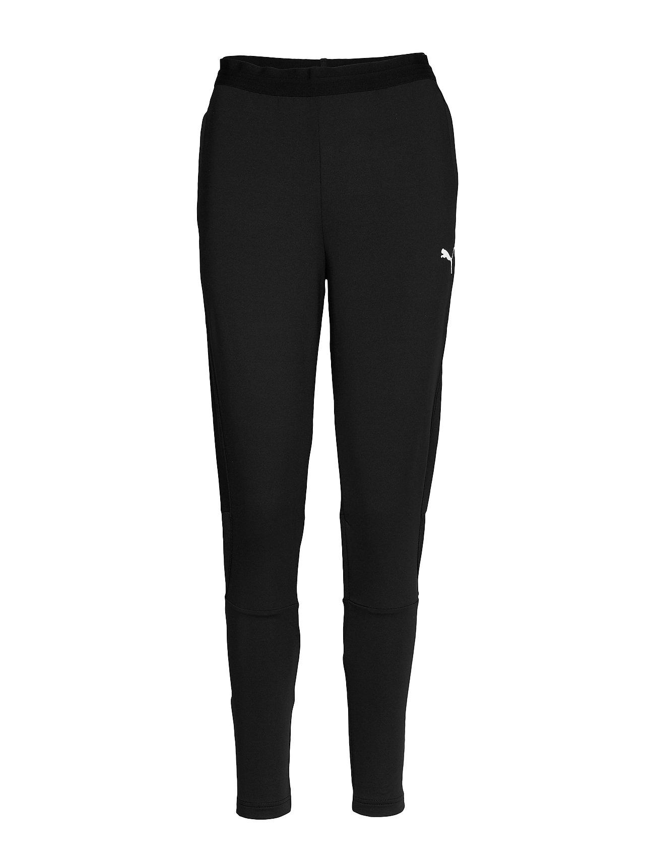 PUMA LIGA Training Pants W - PUMA BLACK-PUMA WHITE