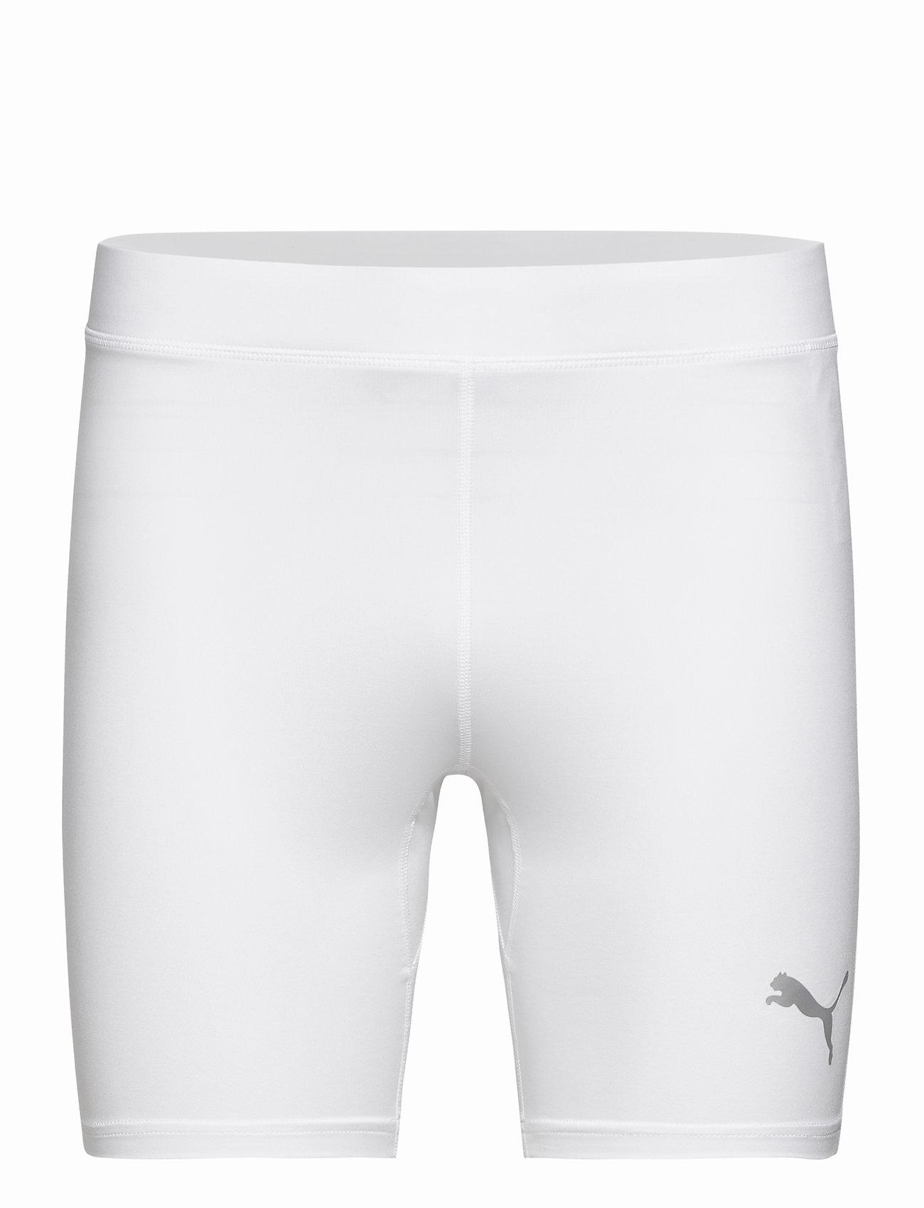 Liga Baselayer Short Tight Shorts Sport Shorts Hvid PUMA