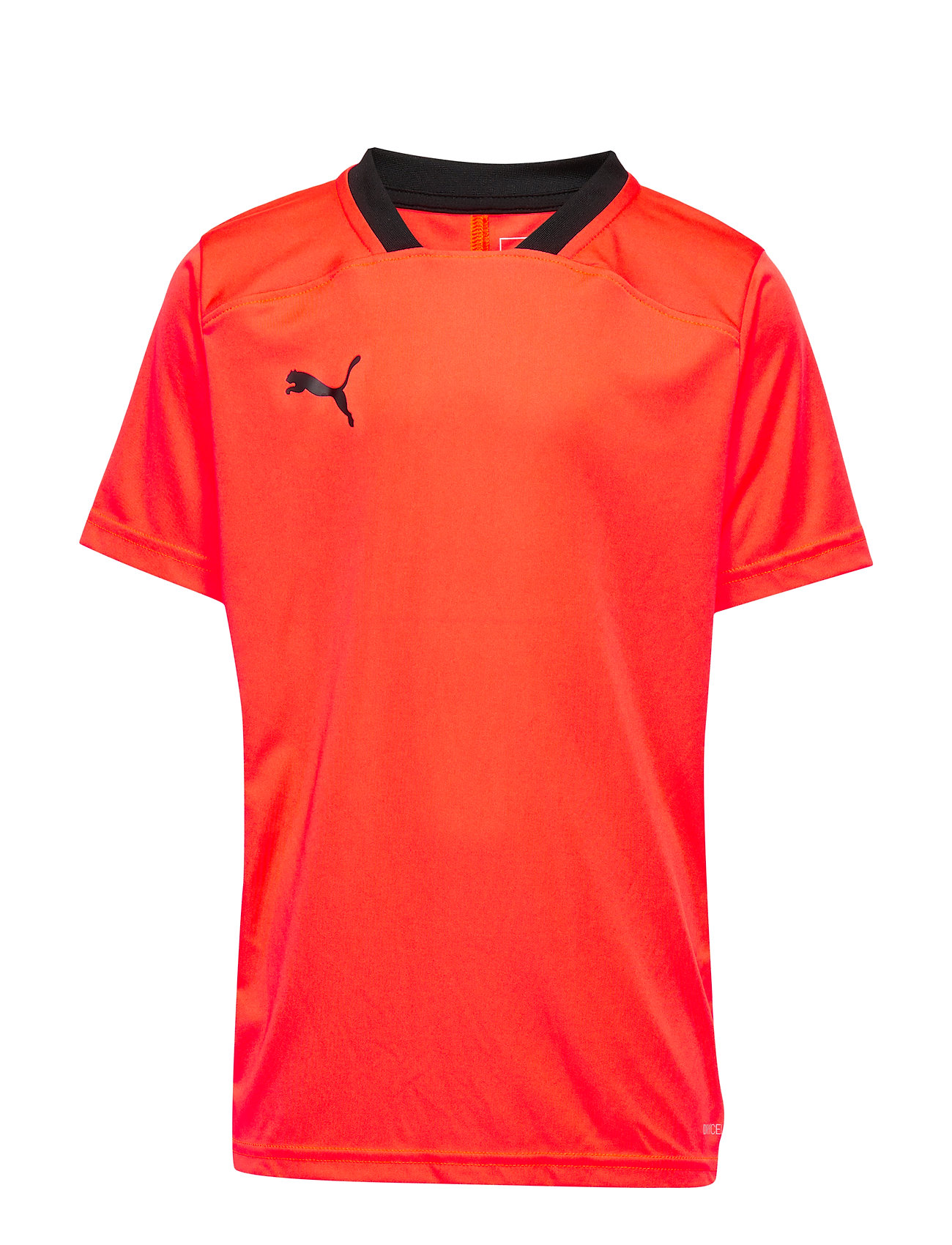 PUMA ftblNXT Shirt Jr - NRGY RED-PUMA BLACK