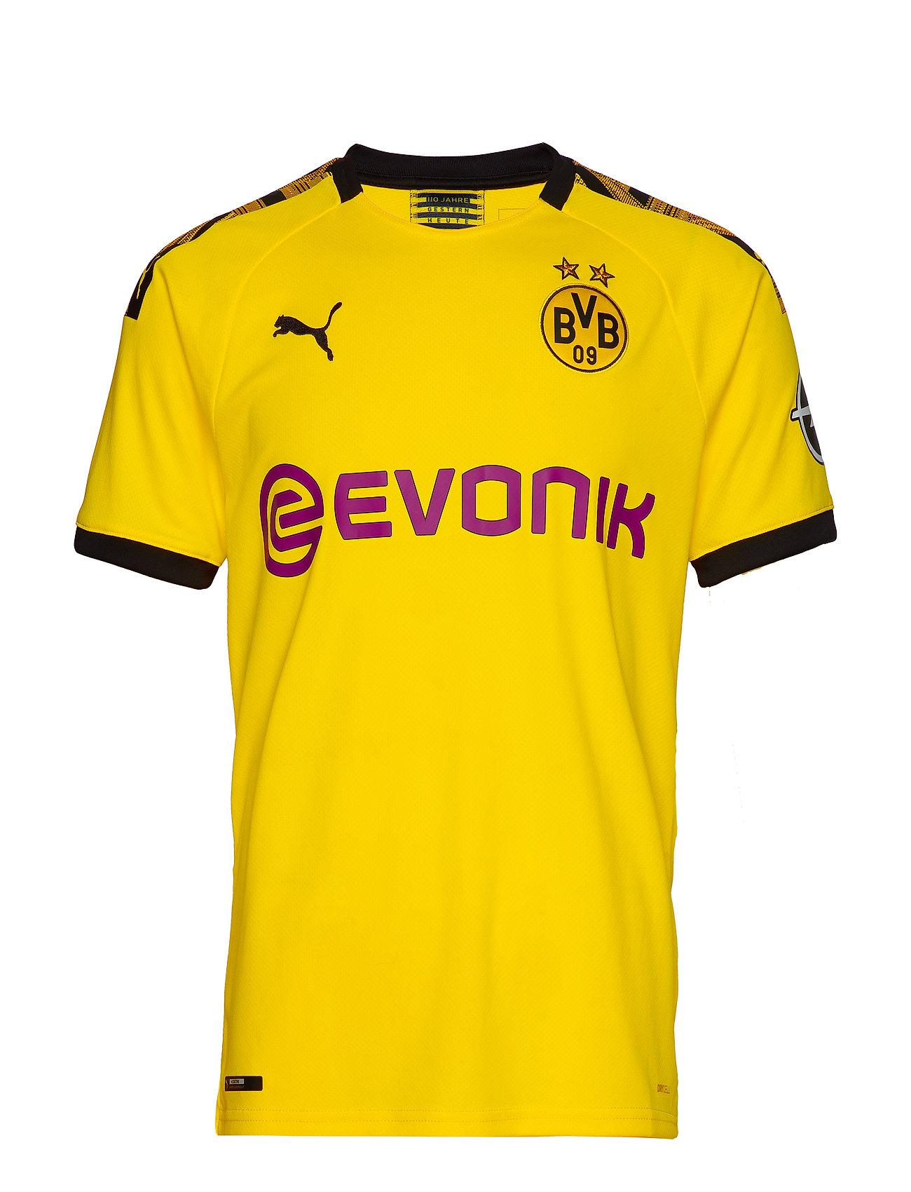 Home Shirt Opelcyber puma BlackPuma Evonik Replica Bvb With Logo Yellow 6g7yvYbf