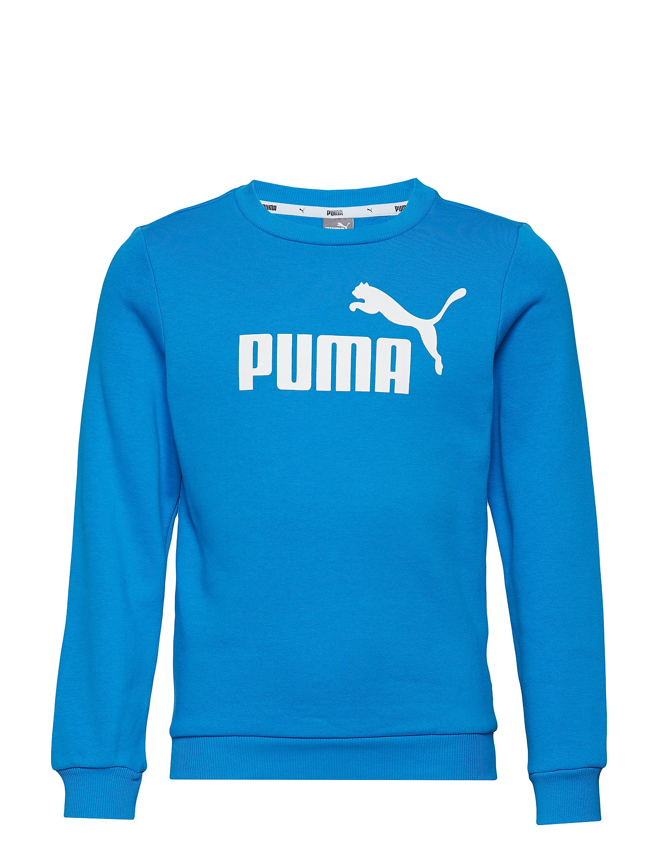 8ef5c5b07c8 Ess Logo Crew Sweat Fl B (Indigo Bunting) (175 kr) - PUMA - | Boozt.com