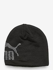 PUMA - Ess Logo Beanie - huer - puma black-no 1 - 1