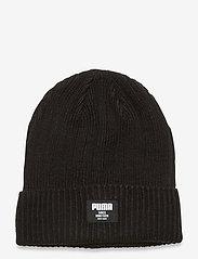 PUMA - Ribbed Classic Beanie - huer - puma black - 0