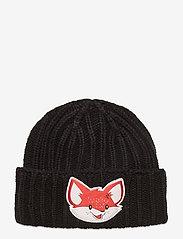 Animal Beanie - PUMA BLACK-FOX