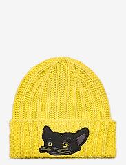 PUMA - Animal Beanie - huer - super lemon-panther - 0
