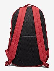 PUMA - Puma Suede Backpack - torby treningowe - red dahlia - 1