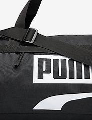 PUMA - PUMA Plus Sports Bag II - torby treningowe - puma black - 3