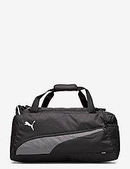 PUMA - Fundamentals Sports Bag M - torby treningowe - puma black - 0