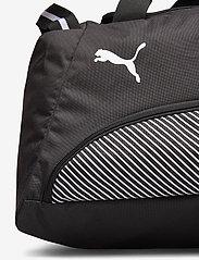 PUMA - Fundamentals Sports Bag M - torby treningowe - puma black - 3