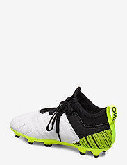 PUMA - PUMA ONE 5.3 FG/AG Jr - buty sportowe - puma white-puma black-yellow alert - 2