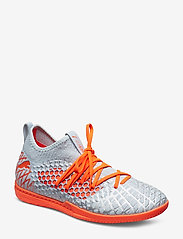 PUMA - FUTURE 4.3 NETFIT IT - jalkapallokengät - glacial blue-nrgy red-high risk red - 0