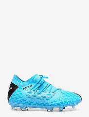 PUMA - FUTURE 5.3 NETFIT FG/AG Jr - buty sportowe - luminous blue-nrgy blue-puma black- - 1
