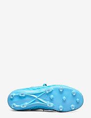 PUMA - FUTURE 5.3 NETFIT FG/AG Jr - buty sportowe - luminous blue-nrgy blue-puma black- - 4