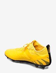 PUMA - PUMA ONE 20.2 FG/AG - fodboldsko - ultra yellow-puma black-orange aler - 2