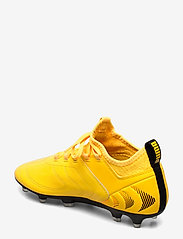 PUMA - PUMA ONE 20.3 FG/AG - jalkapallokengät - ultra yellow-puma black-orange aler - 2
