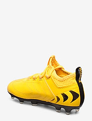 PUMA - PUMA ONE 20.3 FG/AG Jr - buty sportowe - ultra yellow-puma black-orange aler - 2